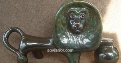 Львовская керамика советского периода